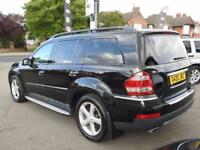 2007 Mercedes Benz GL Class GL420 CDI 5dr Tip Auto 5 door Estate