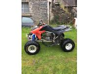 Honda trx450r 2004 racing quad off road