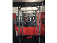 Body max squat rack