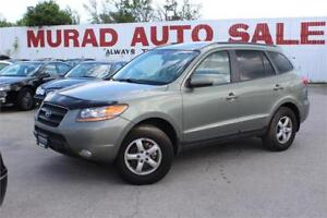 2009 Hyundai Santa Fe GLS !!! Leather !!