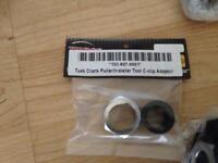 Tusk crank installer puller