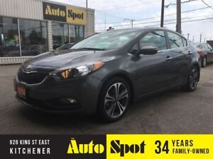 2014 Kia Forte EX/MOONROOF/PRICED FOR A QUICK SALE !