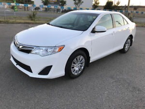 2014 Toyota Camry LE **Factory Warranty/Back-Up Camera**