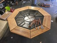 BBQ Table / Fire Pit