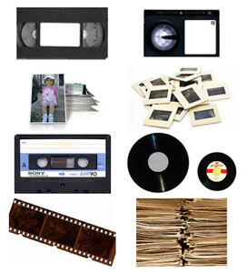 Analog to Digital Conversion Services: