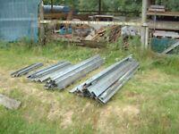 "Galvanised Steel ""C"" Channel"