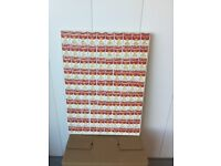 Andy Warhol Campbell's Soup Cans Print.