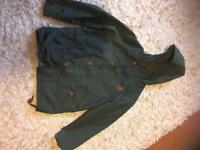 Fred perry juniors jacket size large