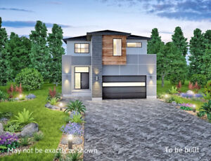 ARTISTA HOMES TWO STOREY WALK OUT WITH LAKE VIEWS IN BONAVISTA