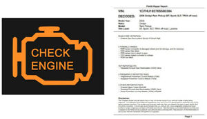 Check Engine Light On? 20$ Scan and Repair Report