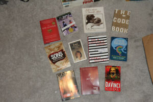 Christian Books and others $5 for all