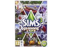 Sims 3 for PC expansion packs for sale