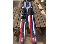 SKI-MASTER PAIR OF WATER SKI MONO