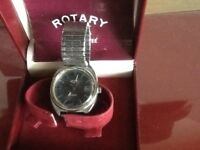 Stainless Steel vintage Rotary Watch