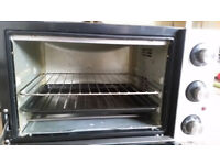 URGENT SALE - Oven - Cookworks Mini Oven - Stainless Steel