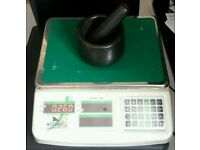 Plus Accurate Electric Weighing System Scales - 35kg