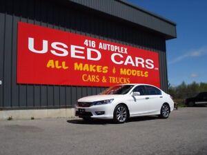 2013 Honda Accord Sedan SPORT  Loaded