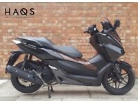 Honda Forza 125cc, One Owner, Low Mileage!