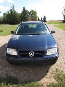 2003 Volkswagen Jetta Hatchback