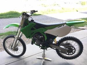 2001 Kawasaki KX125