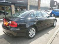 2007 BMW 318 2.0TD D ES 4DR 07 REG DIESEL BLACK