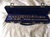 Gemeinhardt 2SH Flute, Solid Silver Head