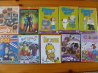 bundle (1) of DVD, 60 total
