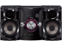 Panasonic Audio System SC-AKX14 with MP3 and USB playback