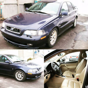 2004 Volvo S40 Berline 1.9 turbo