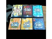 Sims 1 complete collection