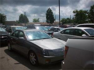 2006 Cadillac CTS RUNS AND DRIVES AS-TRADED AS-IS DEAL