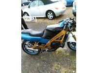 honda nsr 125 jc20 classic malossi 180s kit not rs moped