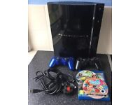PlayStation 3 60gb (plays ps2 games also)