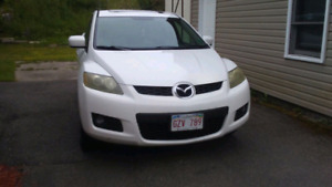 2007 Mazda CX7   Turbo engine