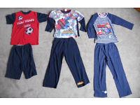 Boys Pyjamas Age 8-9 Years