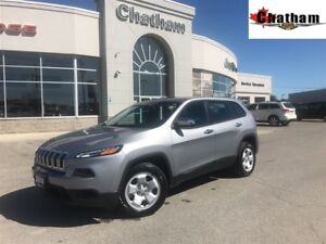 2014 Jeep Cherokee Sport/GOLD PLAN OPTION/$56 wkly