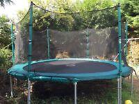 14ft TP trampoline
