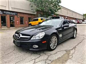 2009 Mercedes-Benz SL-Class SL600, ONE OWNER, NO ACCIDENT