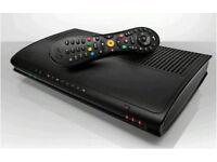 Virgin TiVo box