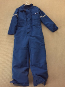 FR Insulated Coveralls