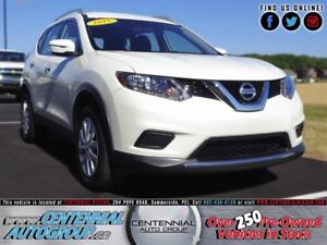 Nissan Rogue S AWD 4Dr  2015