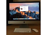 "Apple iMac MF885B/A 27"" i5 3.3Ghz 8GB Retina 5K"