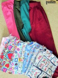 SCRUBS == Sets and Singles _ Sizes 6 to 10 _ Small & Medium