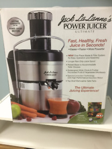 Power Juicer - NEW IN BOX