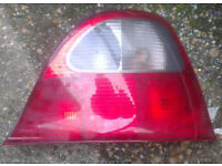 Rover 200 O/S Rear Light