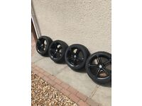 Vw golf wheels Audi rs5 style alloys PRICE DROP!!