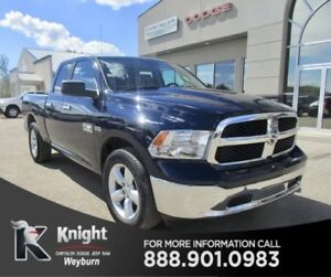 2014 Ram 1500 SLT Quad 4WD Keyless Entry Tow Package 1 Tax