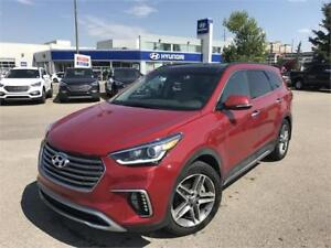 DEMO SALE! 2017 Hyundai Santa Fe XL Limited