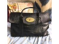 Authentic Mulberry Bayswater Bag