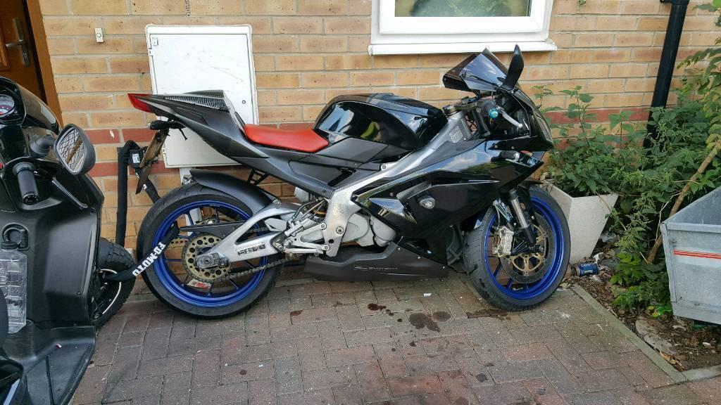 Aprilla rs 125cc 2 stroke